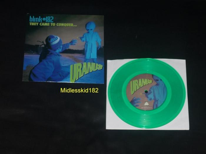 Uranus Lemmings Mindlesskid182 Blink 182 Collection
